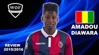 AMADOU DIAWARA Bologna Skills 2015 2016 HD