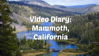 Video Diary: Mammoth, CA