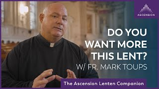 Gambar cover What Do You Want This Lent? | Ash Wednesday