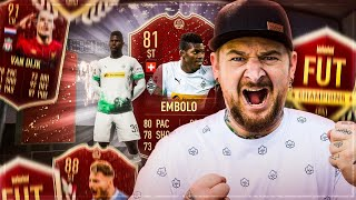 GAMERBROTHER ist eine FRAU ?🔥? Meine WEEKEND LEAGUE REWARDS 😱 FIFA20