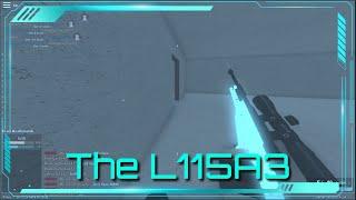 L115A3 sniper (Roblox Phantom Forces)