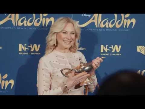 Australian Premiere - Aladdin - Capitol Theatre, Sydney
