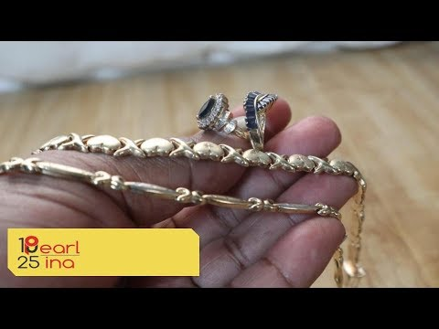 How To Clean Gold Jewelry With Toothpaste