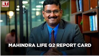 Arvind Subramanian talks on Mahindra Life Q2 report card and emerging trends