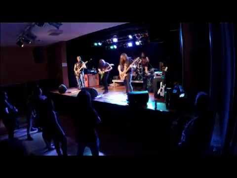 Theropoda - Perpetual Stream Live (31.05.14 Zuffenhausen)