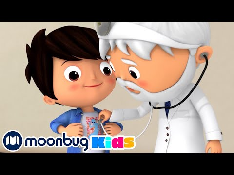 Thumbnail: Going To The Doctors | Original Songs | By LBB Junior