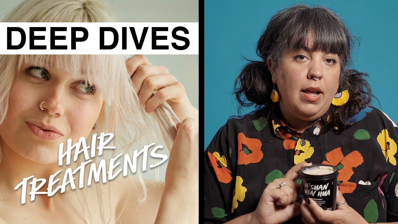 Lush Deep Dives: Tame Tresses with Hair Treatments