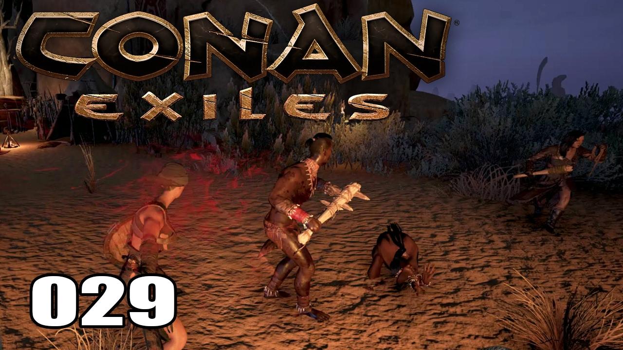 Conan Exiles Sklaven