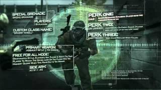 COD4 Modern Warfare Multiplayer Perks - Game Convention 2007