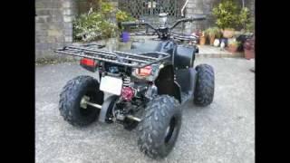 China QUAD 50cc ATV buggy 「中華バギー」