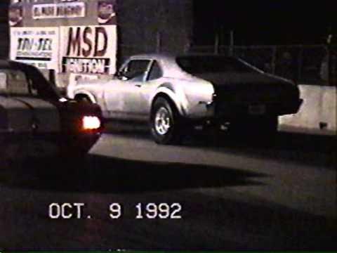 Thunder Alley TNT 1992, El Paso Texas Part 1
