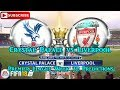 Crystal Palace vs Liverpool | Premier League 2017/18 Week 32 | Predictions FIFA 18