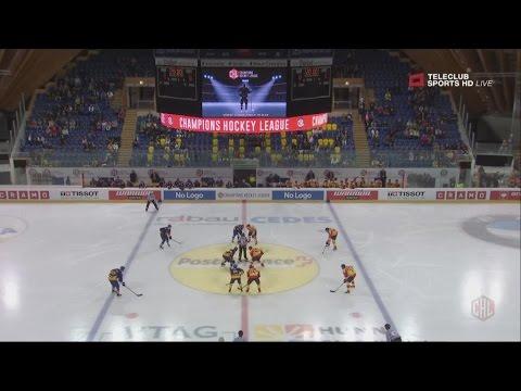 CHL - HC Davos vs. Djurgården Stockholm - 02.09.2016