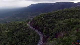 Subindo a serra de Tianguá de Drone !!! ASSISTA EM HD