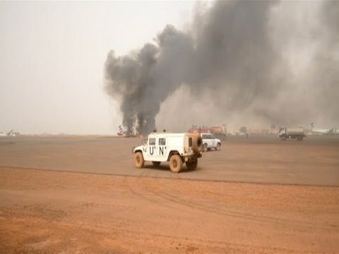 South Sudan plane crashes, all passengers and crew survive