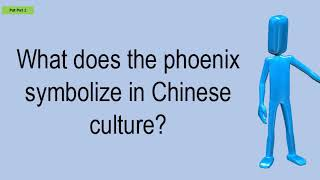 What Does The Phoenix Symbolize In Chinese Culture?