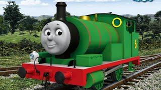 【xe lửa đồ chơi 】 Thomas và những người bạn Percy (00046 VN)