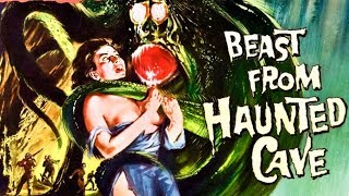BEAST FROM HAUNTED CAVE // Michael Forest, Sheila Noonan, Frank Wolff // Full Movie // English // HD