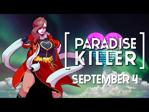 Paradise Killer coming to PC and NINTENDO SWITCH September 4!