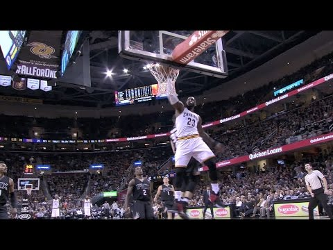 Thumbnail: Is It A Bird? Is It A Plane? It's LeBron James! | 01.19.17