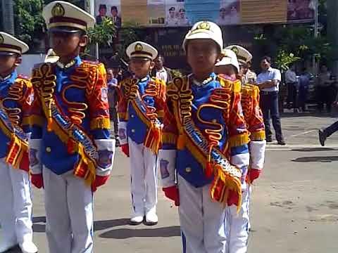 Polisi Cilik Militan Polres Metro Jakarta Selatan