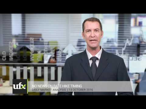 UFX Daily Forex Currency Trading News 13-October-2016