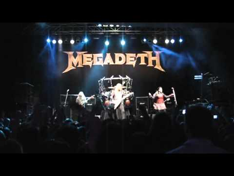 Megadeth - Set Me Free (Live In Perth 2007)