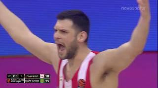 Ολυμπιακός-Παναθηναϊκός: 81-78