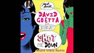 David Guetta ft. Skylar Grey - Shot Me Down (André Vilela Remix)