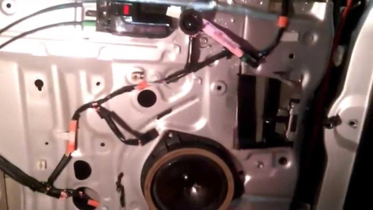 Window repair 2005 toyota scion tc part 1