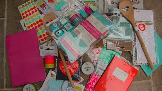 Huge UK Hema stationery haul | EC Life Planner