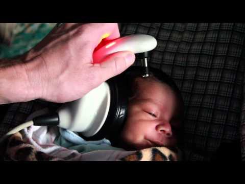 Newborn ABR Hearing Screener