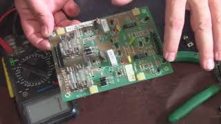 troubleshoot and repair data east pinball machine circuit board