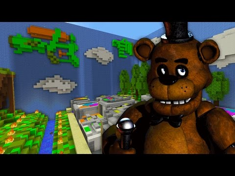 Minecraft Xbox - Five Nights At Freddy's - Splatoon