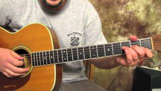 Creedence Clearwater Revival - CCR - Have you ever seen the rain? Beginner Guitar Lessons