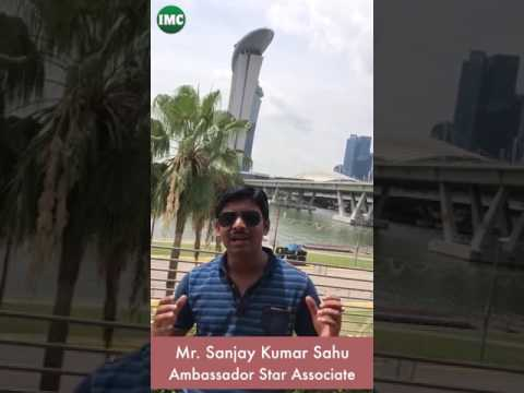 Singapore experience in the words of Mr.Sanjay Kumar Sahu