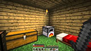 Minecraft Туториал №2 - Как сделать печку, Железо, Еда, Мобы(В видео имеет место быть ресинхрон звука, за что прошу меня извинить... Фух, вот наконец то, после долго ожида..., 2011-12-22T22:14:42.000Z)