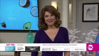FOLIGAIN Hair Thinning Solutions on TSC Shopping Channel