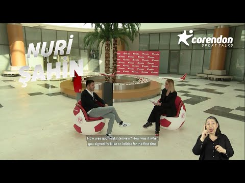 Corendon Sport Talks Episode 5 : Nuri ahin | SUBTITLED - Corendon Airlines
