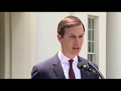 Jared Kushner Speaks after Meeting with Senate Intel Hearing on Russia Investigation 7/24/2017