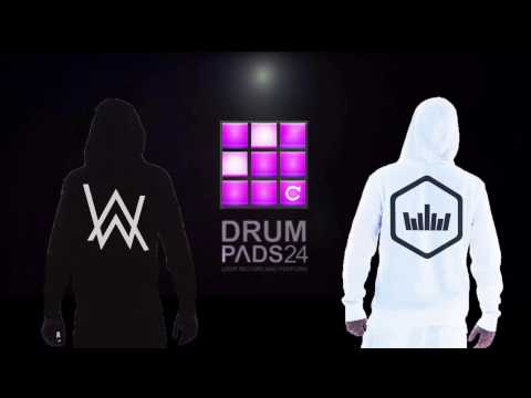 D2JOE - Alan Walker ( Faded ) Drum Pads 24