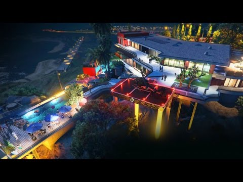 INCREDIBLE BILLION DOLLAR MANSIONS, BUYING LUXURY HOUSES & MANSION PARTY IN GTA 5! (GTA 5 ONLINE)