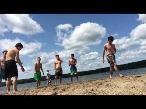 Absynthe vs Furious George    Semifinals    Adam's Beach Day   
