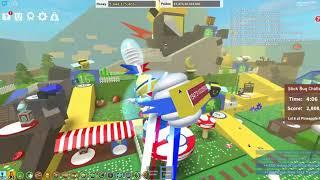 Met Gumaden!- Roblox Bee Swarm Simulator