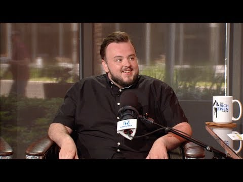 Game of Thrones' John Bradley Joins The Rich Eisen Show In-Studio | Full Interview | 7/17/17
