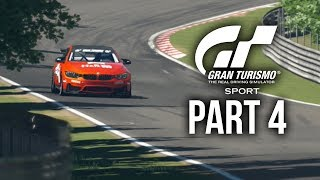 GRAN TURISMO SPORT Gameplay Walkthrough Part 4 - DRIVING SCHOOL 25-32 GOLD INTERMEDIATE (Full Game)