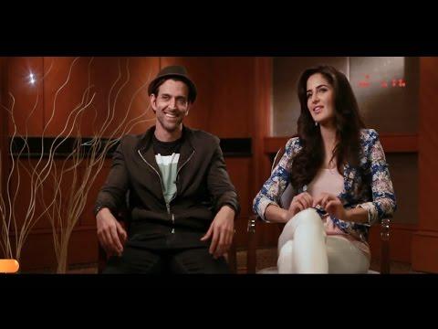 Hrithik Roshan & Katrina Kaif on Meherbaan, Uff, Tu Meri & music of