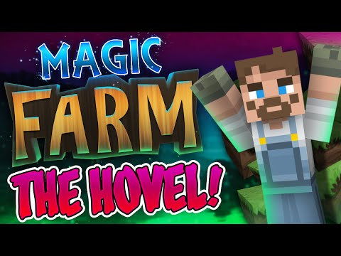 Minecraft: Magic Farm 2 - Mud Hovel #1
