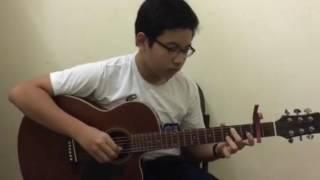 [Guitar] Happy New Year(ABBA)-Khoi Tran