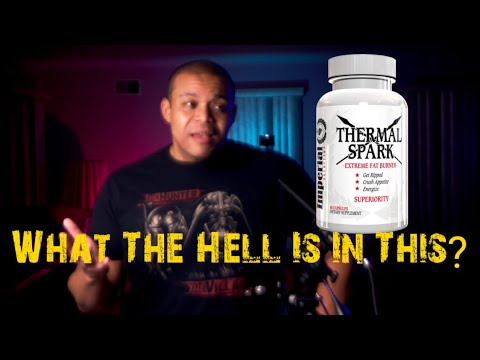 Imperial Nutrition Thermal Spark Review | Supplement Review from the Makers of Excelsior Pre Workout